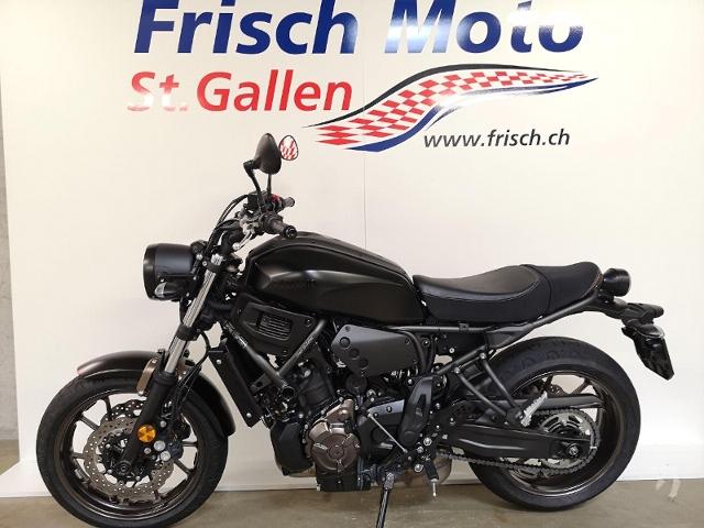Motorrad kaufen YAMAHA XSR 700 ABS Occasion