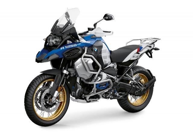 Motorrad kaufen BMW R 1250 GS Adventure Style HP Neufahrzeug