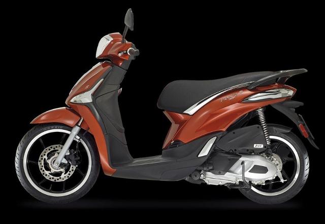 Motorrad kaufen PIAGGIO Liberty 125 4-T iGet ABS Sport Neufahrzeug