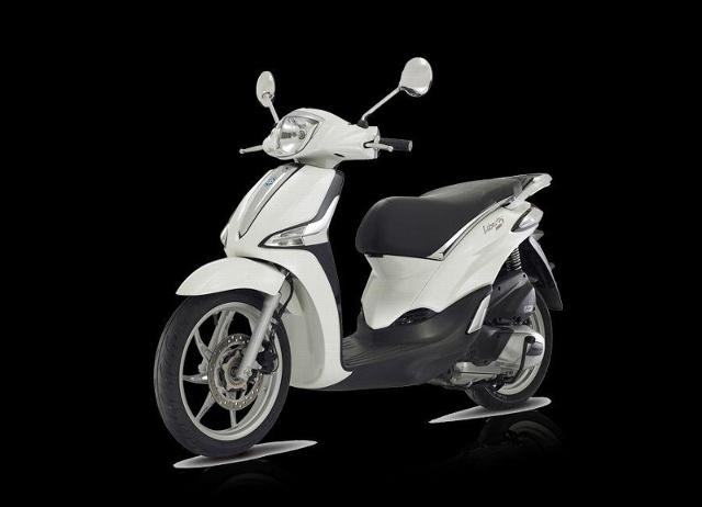 Motorrad kaufen PIAGGIO Liberty 125 4-T iGet ABS Neufahrzeug