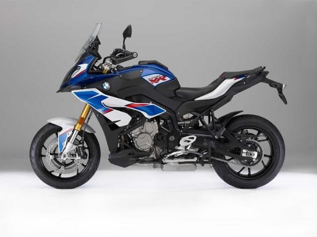 Motorrad kaufen BMW S 1000 XR ABS Vorführfahrzeug Occasion