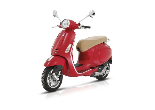 Motorrad kaufen PIAGGIO Vespa Primavera 125 ABS iGet 12