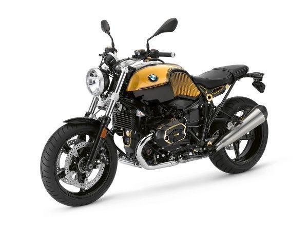 Motorrad kaufen BMW R nine T Pure ABS Option 719 Neufahrzeug