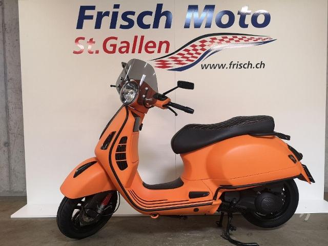 Acheter une moto PIAGGIO Vespa GTS 300 Super *** Unikat *** Occasions
