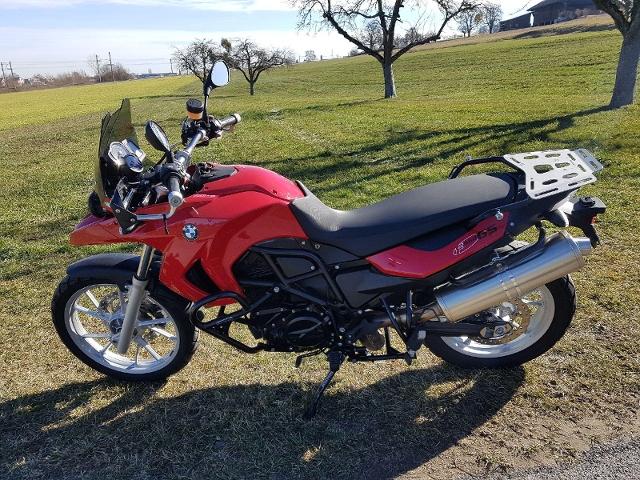 Motorrad kaufen BMW F 650 GS (798) Occasion