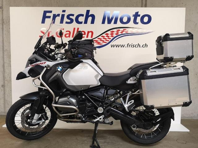 Motorrad kaufen BMW R 1200 GS Adventure ABS **2 Jahre Garantie** Occasion