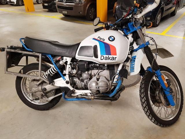 Motorrad kaufen BMW R 100 GS Occasion