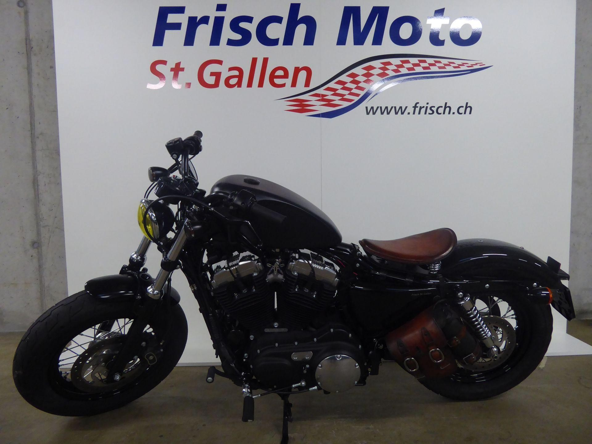Moto Occasioni Acquistare Harley Davidson Xl 1200 X Sportster Forty Eight Abs