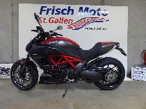 Töff kaufen DUCATI 1198 Diavel Carbon ABS Naked