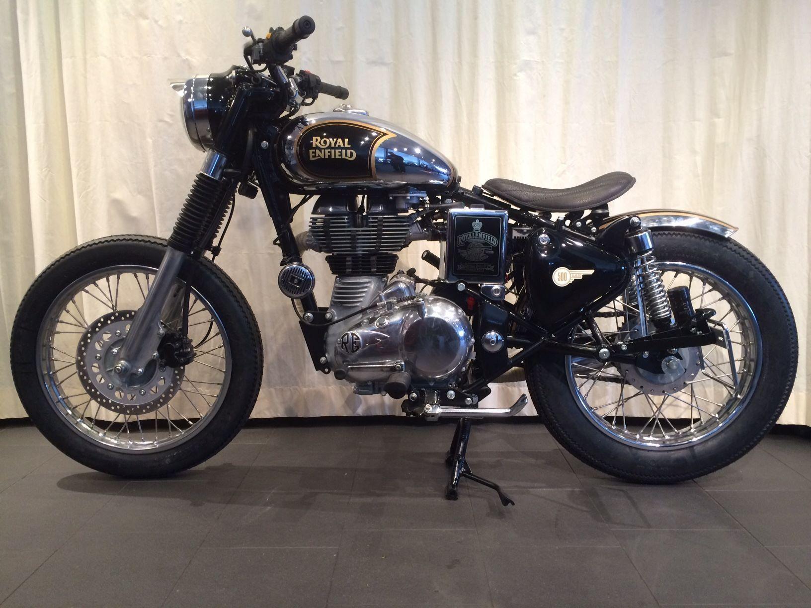 moto veicoli nuovi acquistare royal enfield classic 500 efi bobber egli motorradtechnik ag bettwil. Black Bedroom Furniture Sets. Home Design Ideas