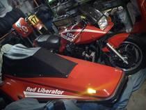 Motorrad kaufen Occasion SUZUKI Spezial (gespann)