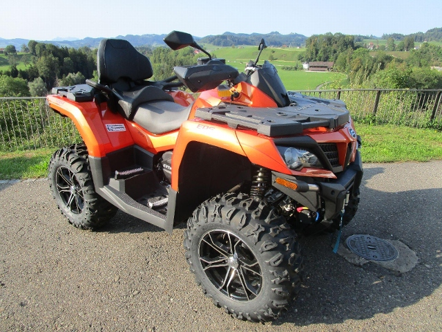 Motorrad kaufen CF MOTO CForce 850 (XC) Occasion