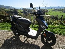 Motorrad kaufen Occasion KYMCO Agility 50 (roller)