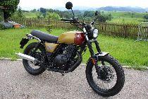 Motorrad kaufen Vorführmodell BRIXTON Saxby 250 (retro)