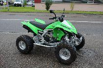Motorrad kaufen Occasion AB KAWASAKI KFX 450 (quad-atv-ssv)