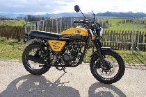 Motorrad kaufen Vorführmodell BULLIT Bluroc 125 (retro)