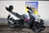 Motorrad kaufen Occasion KYMCO Agility 50 City il (roller)