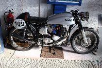 Motorrad kaufen Oldtimer NORTON Dominator de Luxe (touring)
