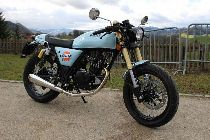 Motorrad kaufen Vorführmodell BULLIT Spirit 125 (retro)