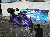 Motorrad kaufen Occasion KYMCO K12 50 (roller)