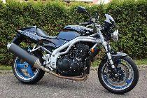 Motorrad kaufen Occasion TRIUMPH Speed Triple 900 T509 (naked)