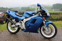 Motorrad kaufen Occasion SUZUKI RG 125 F Gamma (sport)