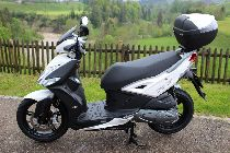 Motorrad kaufen Occasion KYMCO Agility 125 City Plus (roller)