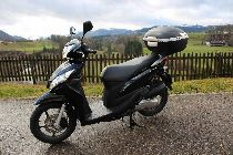 Acheter une moto Occasions HONDA NSC 110 WH Vision (scooter)