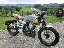Motorrad kaufen Vorführmodell MONDIAL HPS 125 (retro)
