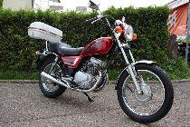 Motorrad kaufen Occasion HONDA CM 125 C (custom)