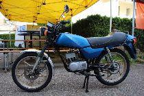 Motorrad kaufen Occasion SUZUKI ZR 50 S (touring)