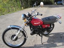 Motorrad kaufen Oldtimer SUZUKI TS 125