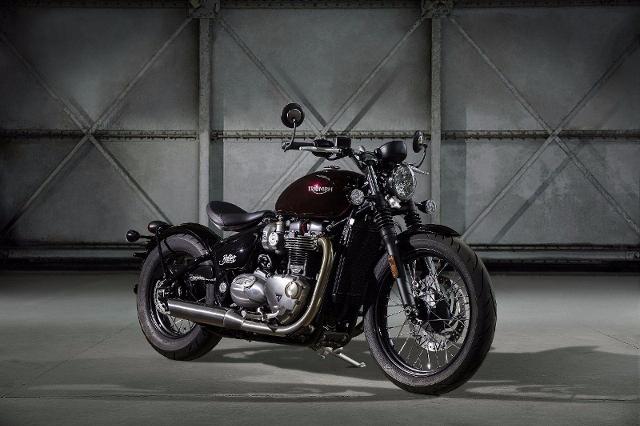 Acheter une moto TRIUMPH Bonneville 1200 Bobber neuve