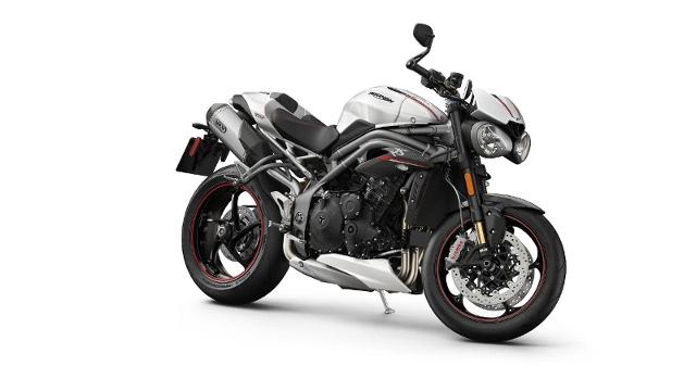 Acheter une moto TRIUMPH Speed Triple 1050 RS neuve