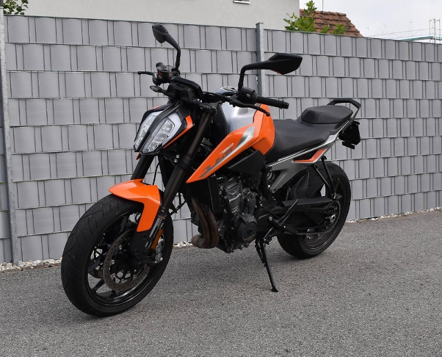 Acheter une moto KTM 790 Duke Occasions