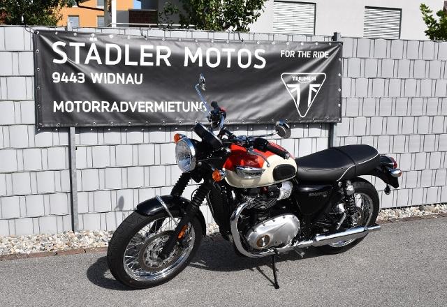 Acheter une moto TRIUMPH Bonneville T100 900 Occasions
