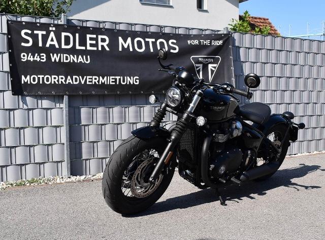 Acheter une moto TRIUMPH Bonneville 1200 Bobber Occasions