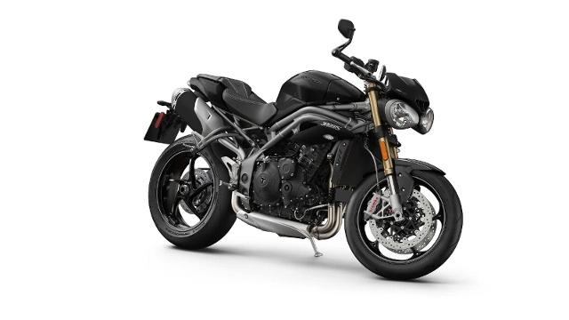 Acheter une moto TRIUMPH Speed Triple 1050 S neuve