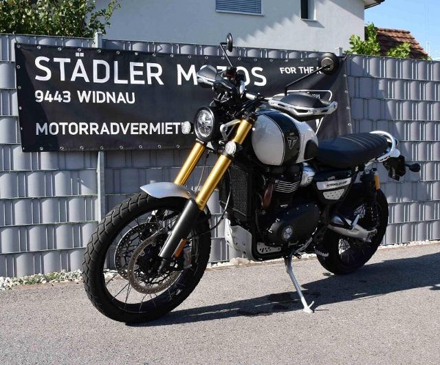 Acheter une moto TRIUMPH Scrambler 1200 XE Occasions