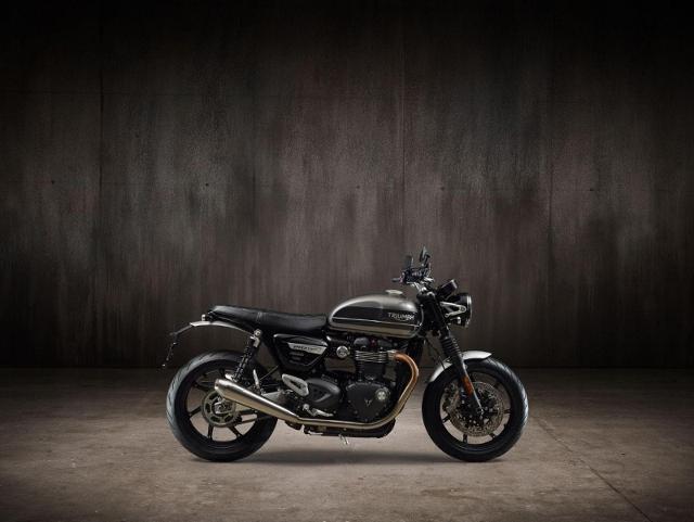 Motorrad kaufen TRIUMPH Speed Twin 1200 Leasing 2.95% Neufahrzeug