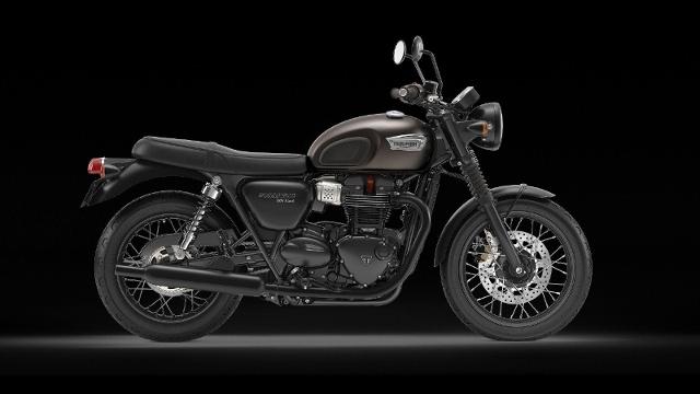 Acheter une moto TRIUMPH Bonneville T100 900 neuve
