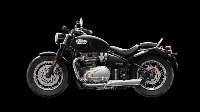 Acheter une moto TRIUMPH Bonneville T120 1200 Bobber Speedmaster / AKTION CHOOSE YOUR LEGEND neuve
