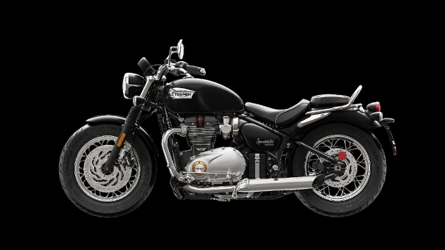 Acheter une moto TRIUMPH Bonneville T120 1200 Bobber Speedmaster neuve