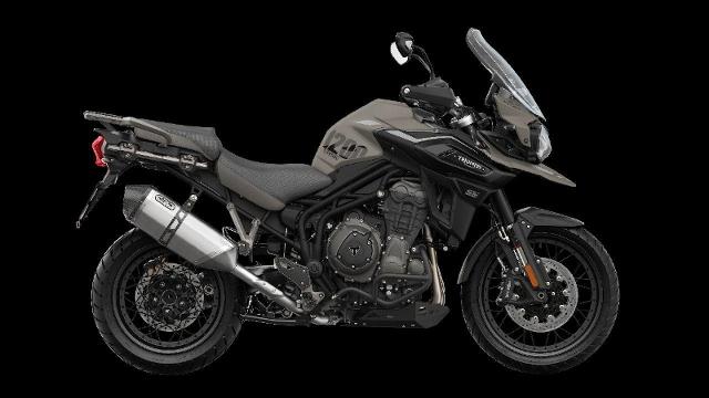 Motorrad kaufen TRIUMPH Tiger 1200 XCX Desert SE / AKTION TRIUMPH TIGER EXTRA Neufahrzeug