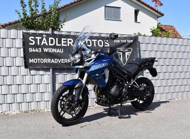 Acheter une moto TRIUMPH Tiger 800 XRT Occasions