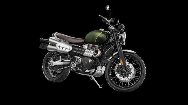 Motorrad kaufen TRIUMPH Scrambler 1200 XC Neufahrzeug