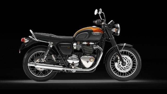 Acheter une moto TRIUMPH Bonneville T120 1200 neuve