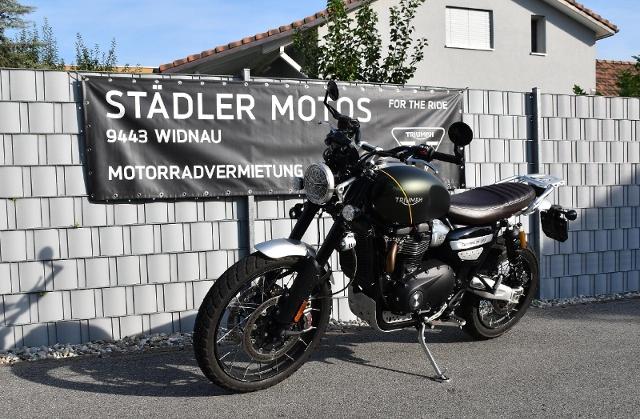 Acheter une moto TRIUMPH Scrambler 1200 XC Sonderausstattung Occasions