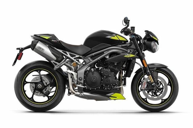 Motorrad kaufen TRIUMPH Speed Triple 1050 RS Leasing 2.95% Neufahrzeug