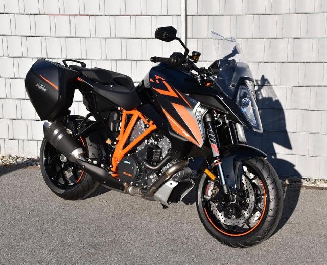 Acheter une moto KTM 1290 Super Duke GT ABS Herbst Deal neuve